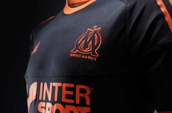 Photo : L'OM kiffe le orange