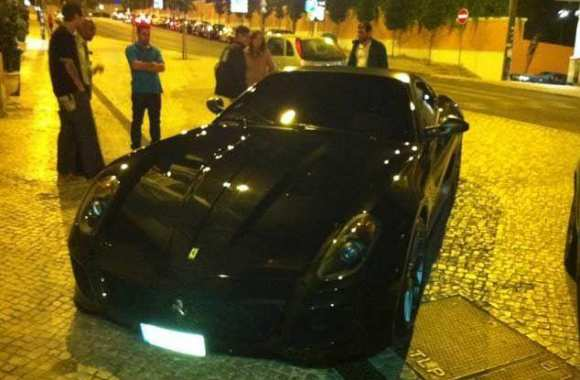 Photo: la Batmobile de CR40