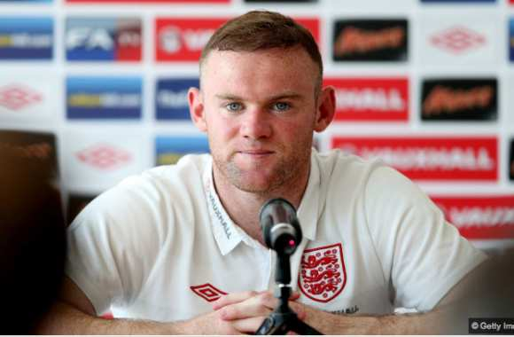 Photo : La coupe de Rooney