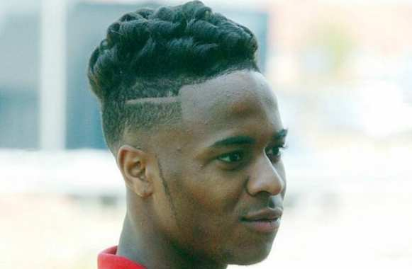 Photo : la coupe ridicule de Sterling