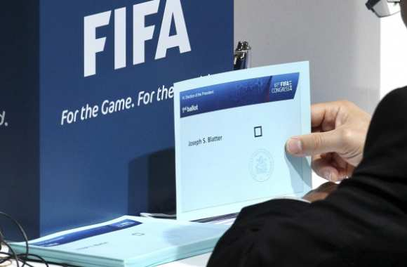 Photo: La démocratie selon la FIFA
