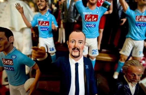 Photo : la figurine de Benitez