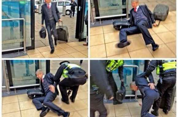Photo : La gamelle de Wenger