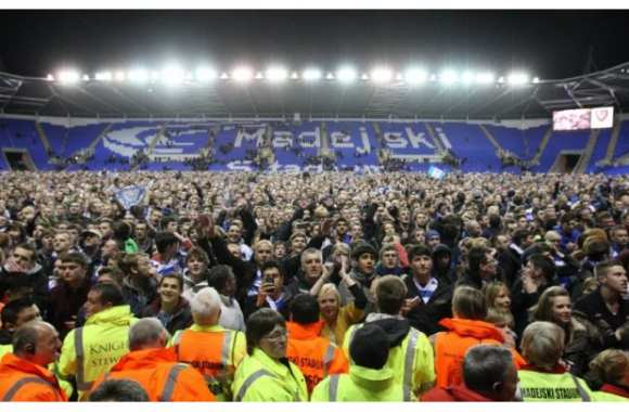 Photo : La joie de Reading