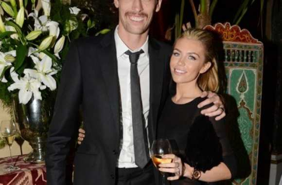 Photo: La moustache de Crouch