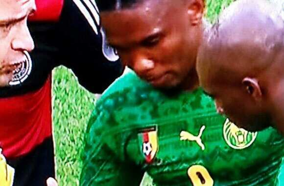 Photo : La nouvelle coupe d'Eto'o