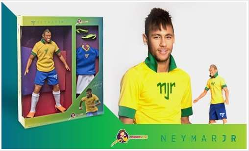 Photo: La poupée Neymar disponible