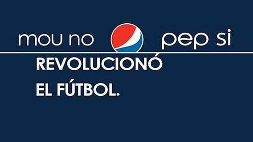 Photo : la pub Pepsi anti-Mou