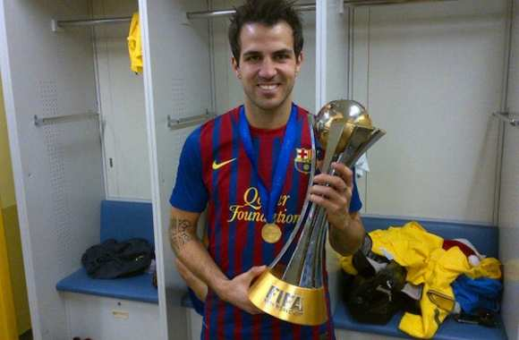 Photo : la revanche de Fabregas