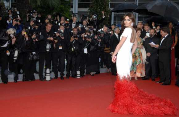 Photo : La robe de Cheryl Cole