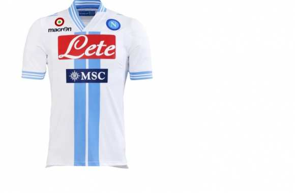 Photo : Le 3e maillot du Napoli