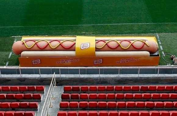 Photo : Le banc design du FC Séville