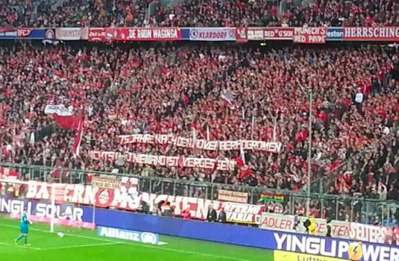 Photo: Le Bayern et le pogrom