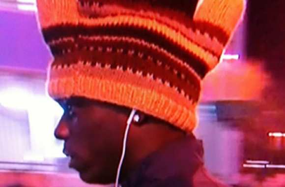 Photo : le bonnet classe de Balotelli