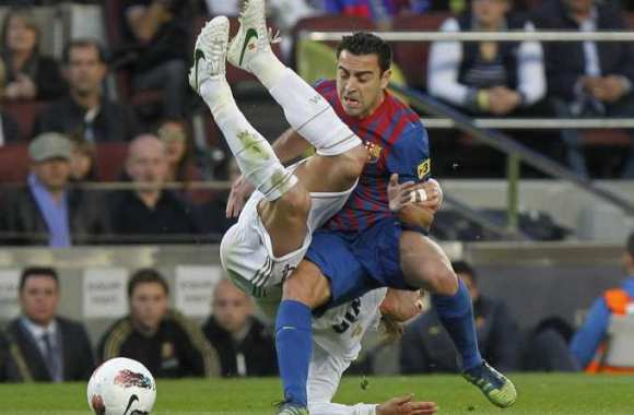 Photo : le Clasico des acrobates