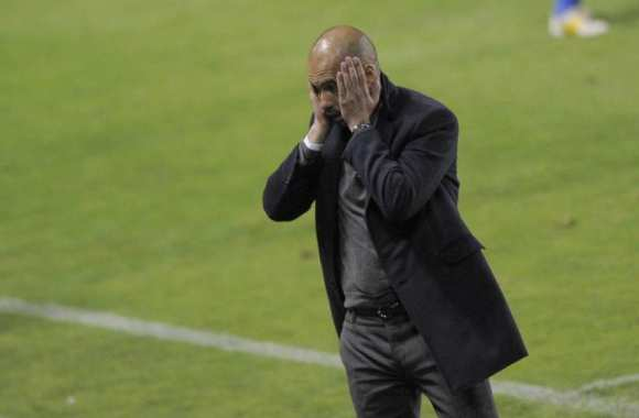 Photo : le Cri » par Pep Guardiola