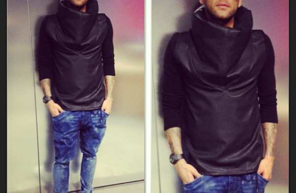 Photo : Le look de Dani Alves