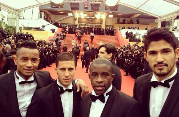 Photo : Le LOSC à Cannes