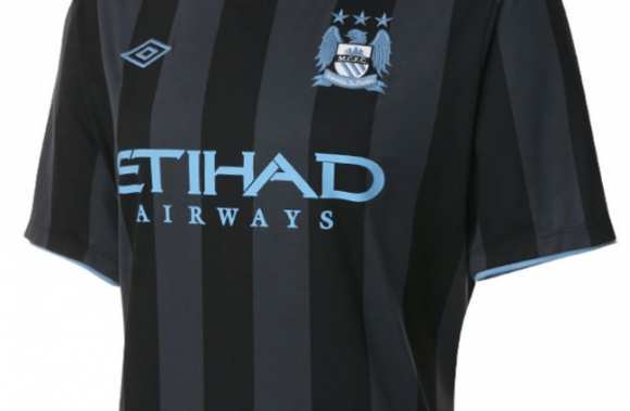 Photo : Le maillot third de ManCity