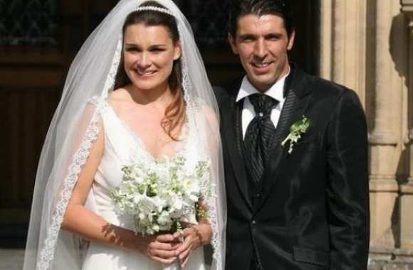 Photo : Le mariage du Buffon