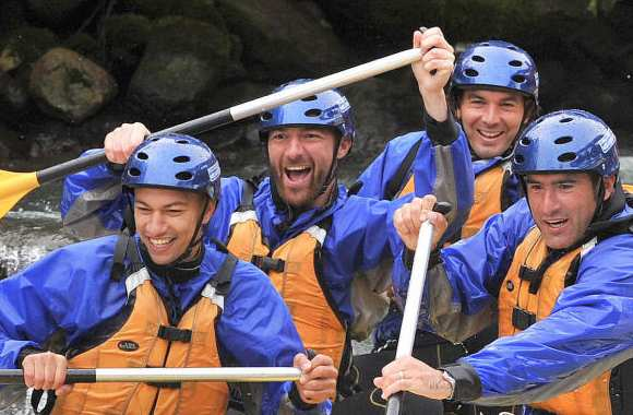 Photo : Le Napoli rafting