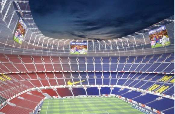 Photo : Le nouveau Camp Nou ?