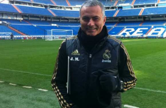 Photo : le nouveau look de José Mourinho