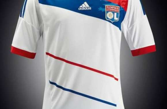 Photo : Le nouveau maillot de l'OL