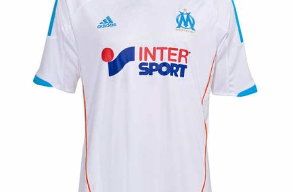 Photo : Le nouveau maillot de l'OM