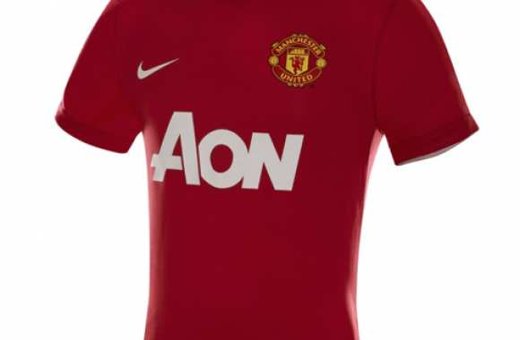 Photo : Le nouveau maillot de Manchester United