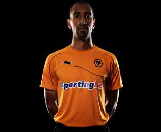 Photo : Le nouveau maillot des Wolves
