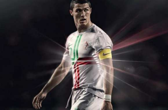 Photo : le nouveau maillot du Portugal