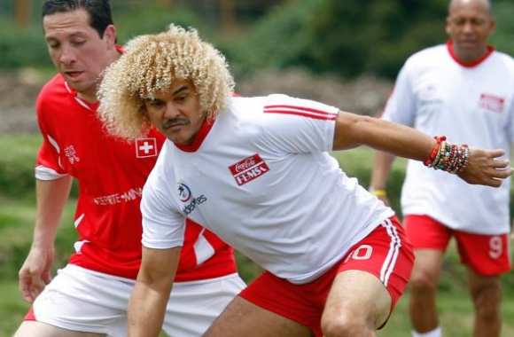 Photo : Le retour de Valderrama