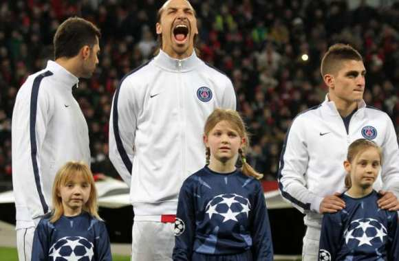 Photo : Le rugissement de Zlatan