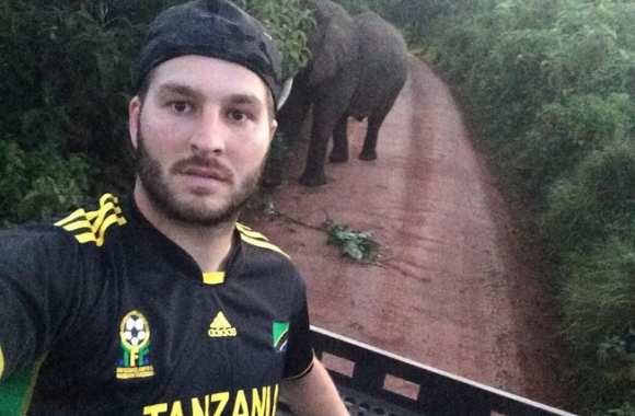 Photo : Le selfie de Gignac