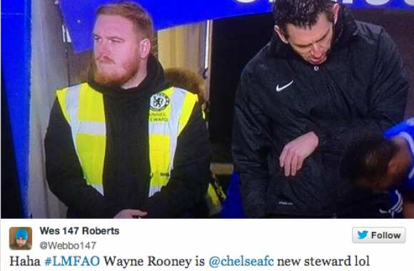 Photo : Le sosie barbu de Rooney