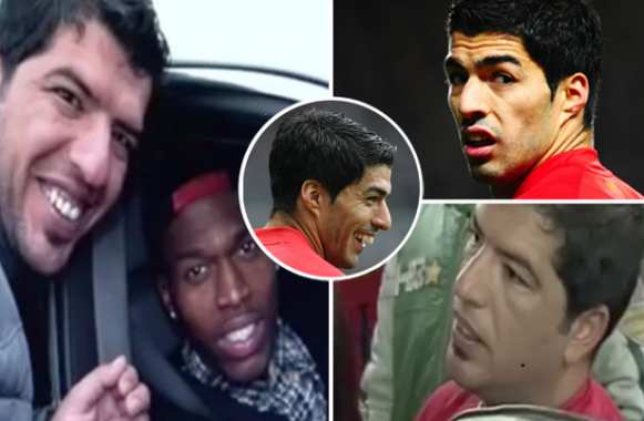 Photo : Le sosie de Suarez