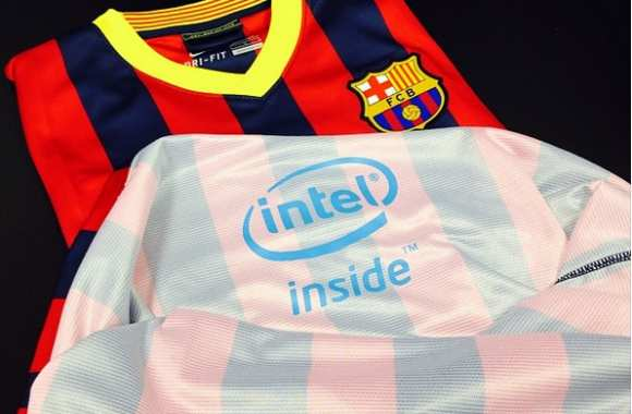 Photo : le sponsor caché du Barça