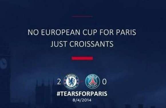 Photo : Le tweet revanchard de Chelsea