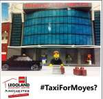 Photo : Lego se paye David Moyes