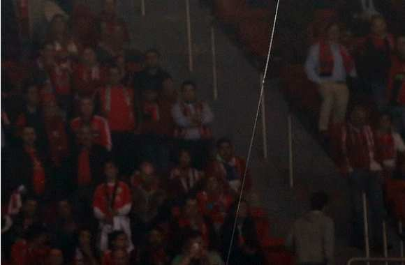 Photo : les drones du Benfica