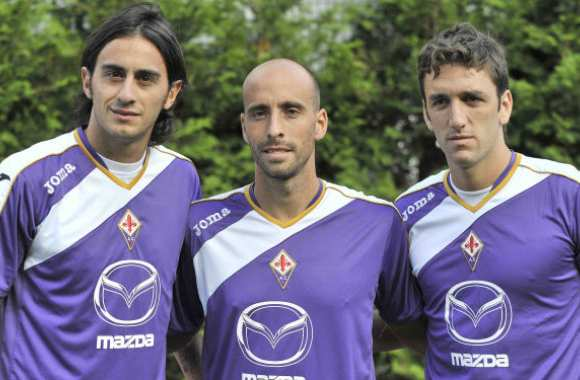 Photo : Les recrues de la Fiorentina