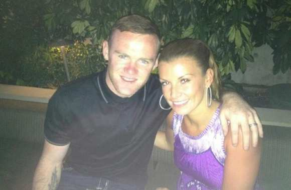 Photo : les Rooney à L.A.