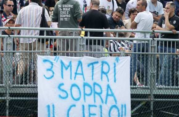 Photo : Les tifosi aiment Matri