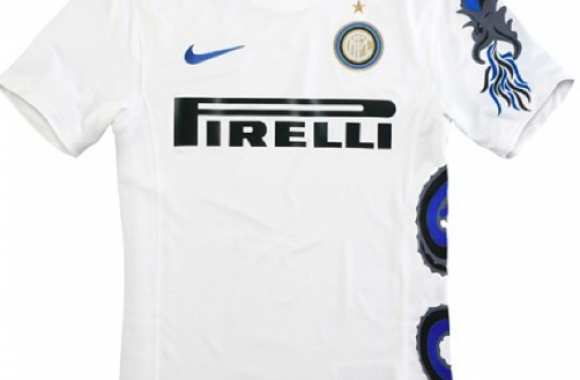 Photo: maillot extérieur de l'Inter