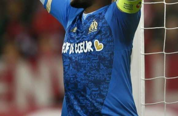 Photo : Mandanda et le pole dance