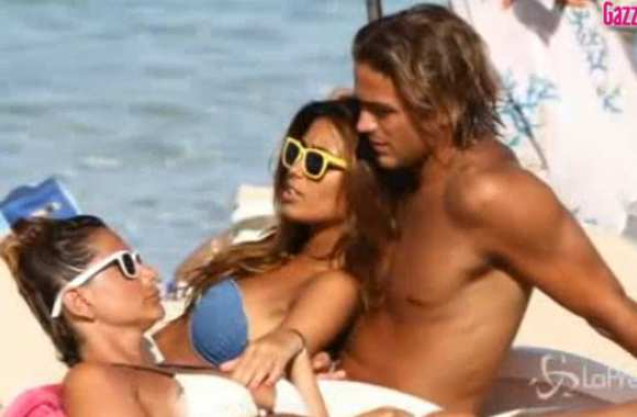 Photo : Matri se met bien