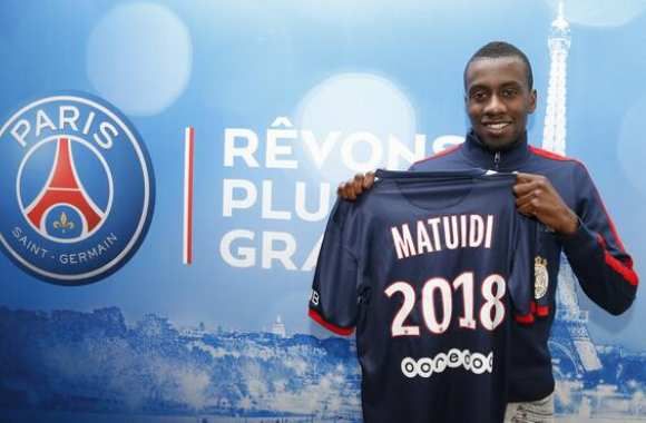 Photo : Matuidi prolonge jusqu'en 2018