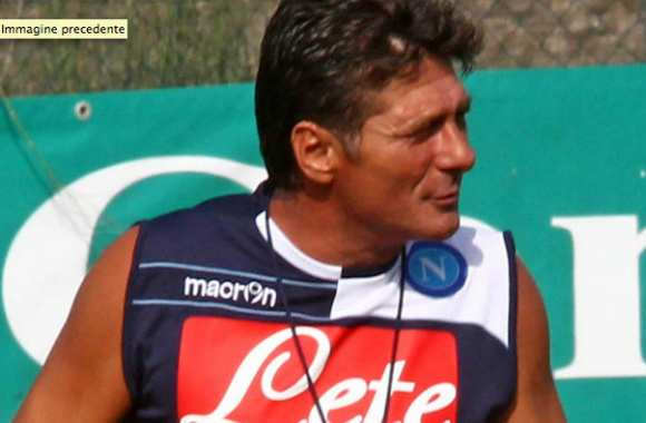 Photo : Mazzarri méconnaissable