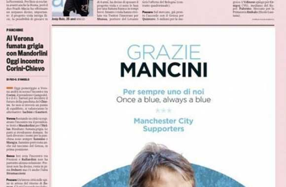Photo : Merci Mancini